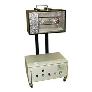 Equipo UV halógeno EH-5000