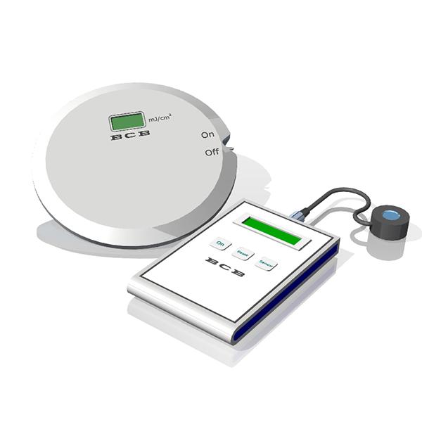 Radiómetros y medidores UV