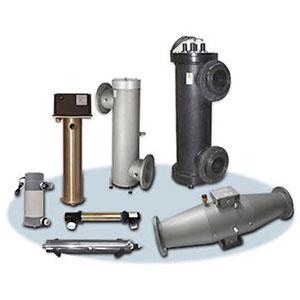 Reactores UV para agua